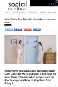 Social Samosa Asian Paints