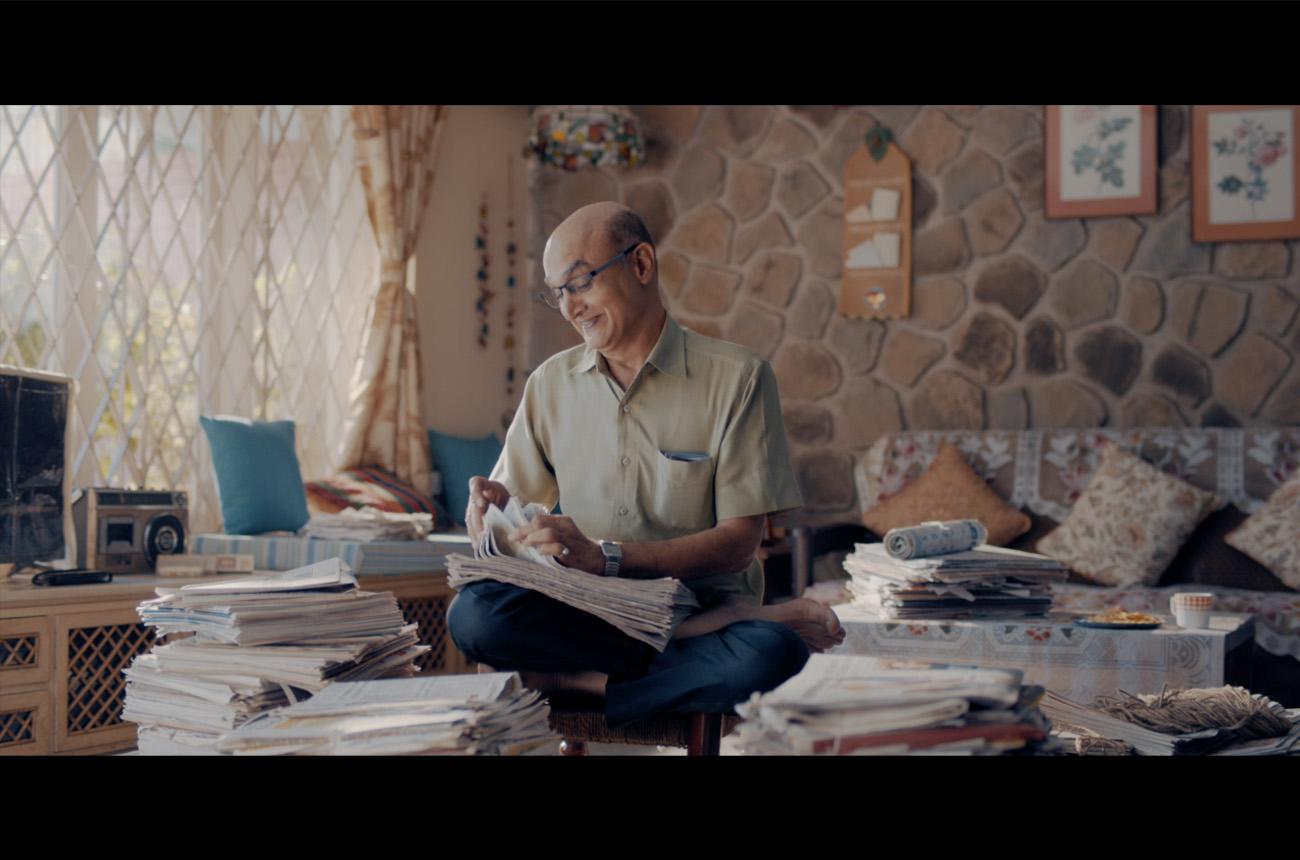 digital tv ad Mumbai Big Bazaar : Great Xchange - Newspaper