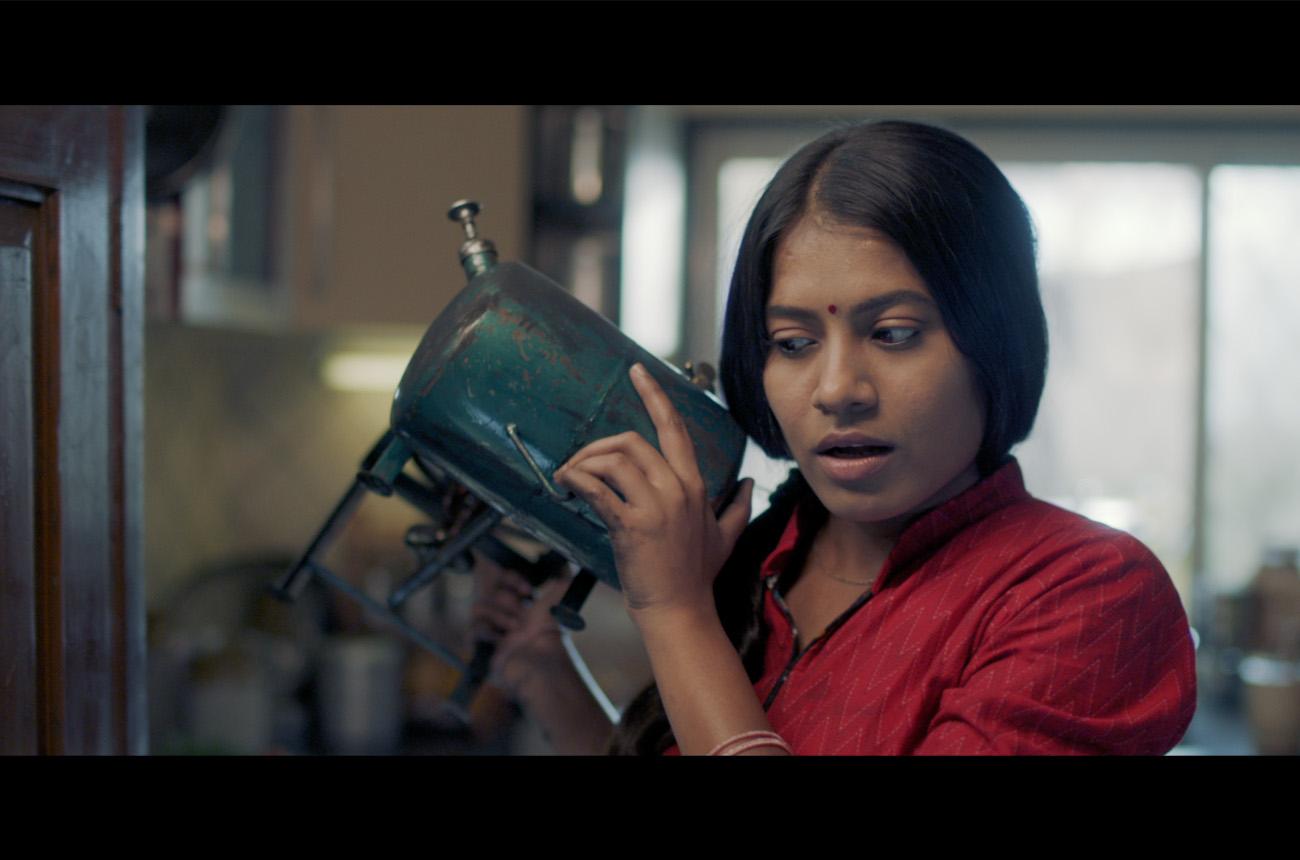 digital tv ad Mumbai Big Bazaar : Great Xchange - Stove