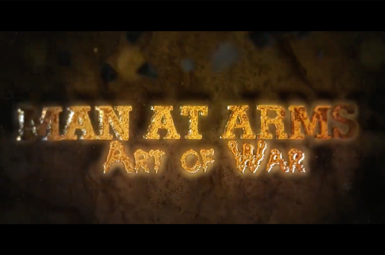 Man at arms promo | Discovery India