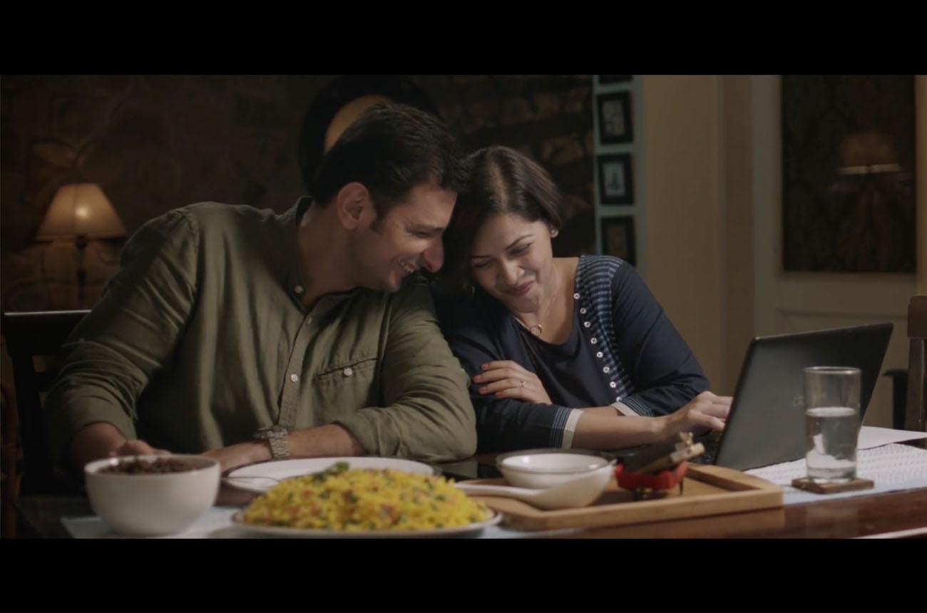 digital tv ad Mumbai Kohinoor Basmati Rice : Womens' Day Film