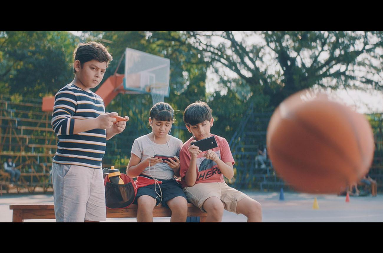 digital tv ad Mumbai McDonald's : Children's Day Film