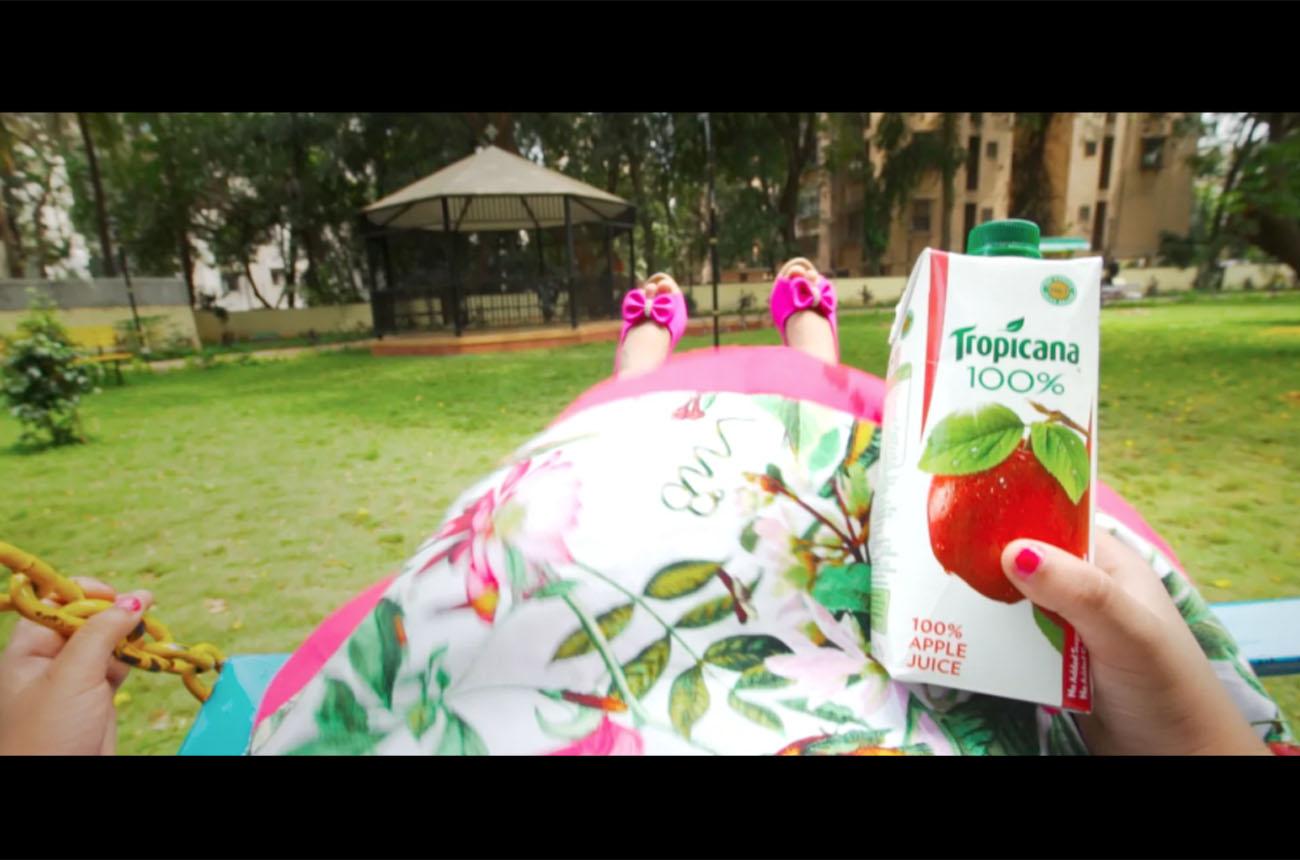 digital tv ad Mumbai Tropicana Prisma POV Film : Digital Film